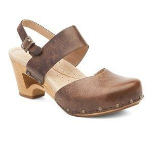 Dansko Brown Thea Sandal sz40
